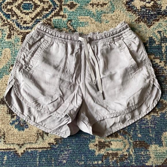 Lululemon Varsity Shorts *Tencel